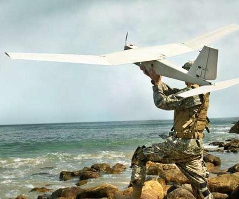 Aervironment intros new sensor payload for Puma UAS