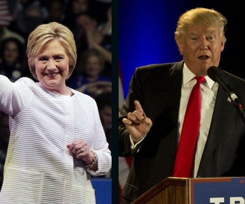 Swing state polls show Clinton and Trump in close race