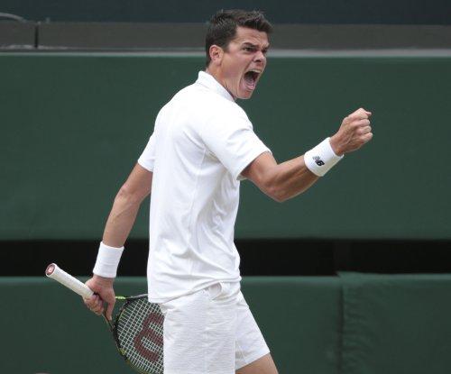 Wimbledon: Milos Raonic stuns Roger Federer to reach final