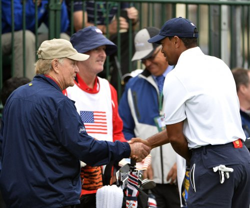 "Jack Nicklaus doesn't ""understand what Tiger Woods is struggling with"""