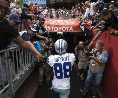 Dallas Cowboys WR Dez Bryant a no-show for MRI, fearing what it would show
