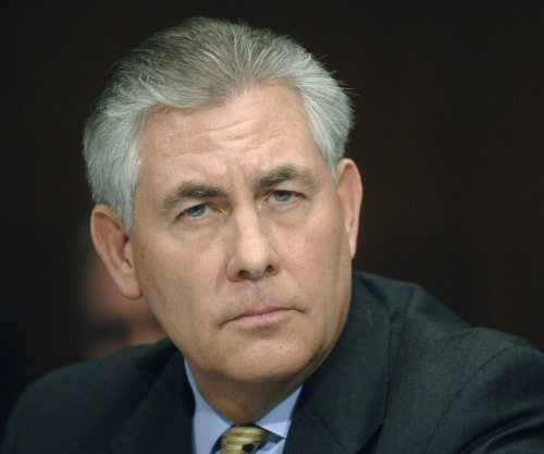 Trump nominates ExxonMobil CEO Tillerson as secretary of state