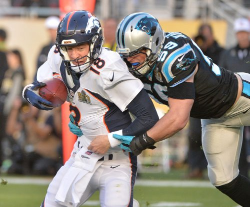 Carolina Panthers' Luke Kuechly balks as friends lobby for retirement after second concussion