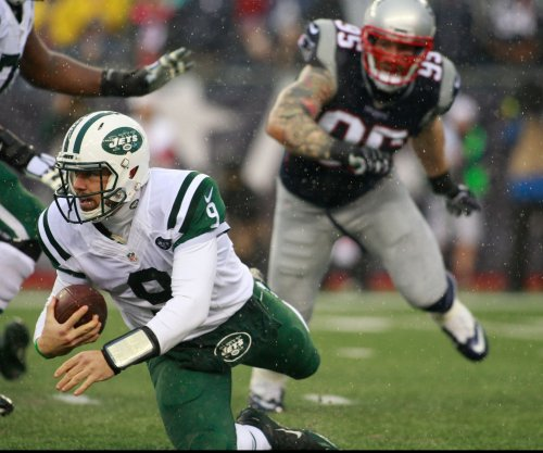 Shoulder injury to keep Bryce Petty out of New York Jets' finale