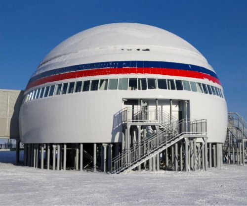 Russia reveals virtual tour of new Arctic military base