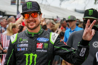 NASCAR preview: Kurt Busch vies to rebound in New Hampshire