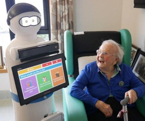 Robots may soon join ranks of Alzheimer's caregivers