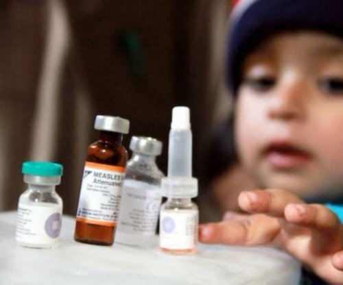 WHO: Measles cases in Europe surge to record level