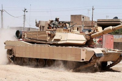 General Dynamics wins contract to upgrade M1 Abrams tanks