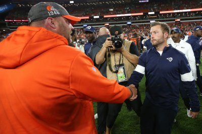 Coach Freddie Kitchens on Browns' loss, struggles: 'Blame me'