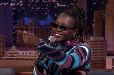 Lupita Nyong'o raps, talks 'Sulwe' and self-love on 'Tonight Show'