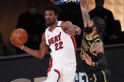 NBA Finals: Jimmy Butler, LeBron James intensity heats up Game 4