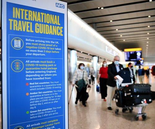 Britain won't require vaccinated U.S., EU travelers to quarantine