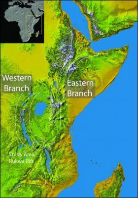 Older age confirmed for East Africa rift