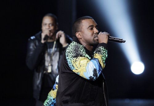 Kanye West, Jay Z reunite for SXSW performance [VIDEO]