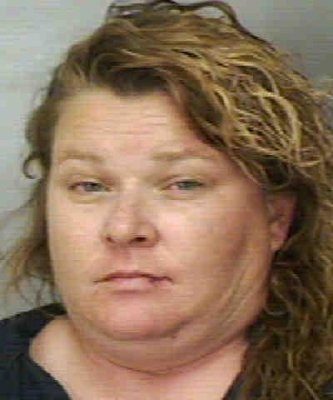 Florida woman named Crystal Metheney arrested, but not for narcotics