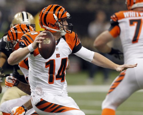 First-place Bengals search for consistency in Houston