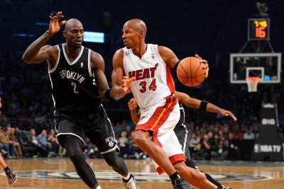 Ray Allen shows off shoe collection on Instagram