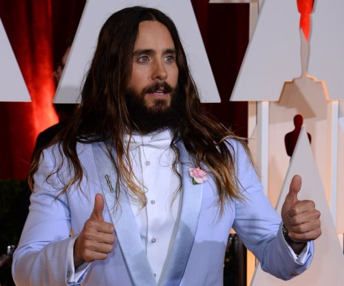 Jared Leto's Joker revealed in 'Suicide Squad' teaser photo