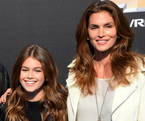 Cindy Crawford, daughter Kaia Gerber talk modeling