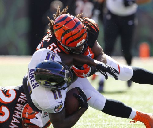 Cincinnati Bengals LB Vontaze Burfict returns from three-game suspension
