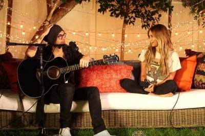 Ashley Tisdale covers Paramore's 'Still Into You' with husband Christopher French