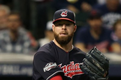 Corey Kluber to start Game 1 of the World Series
