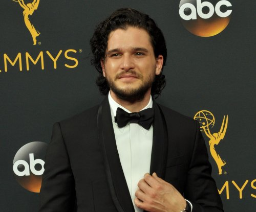 Kit Harington on girlfriend Rose Leslie: 'We are very, very happy'