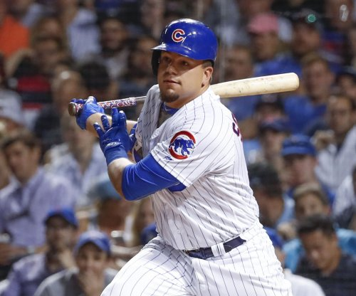 Kyle Schwarber slam carries Chicago Cubs past St. Louis Cardinals