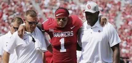 meet 046cc 670be Oklahoma Sooners CB Jordan Parker out for season with knee ...