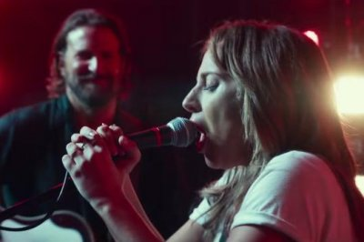 Gaga, Cooper make music together in 'A Star is Born' trailer
