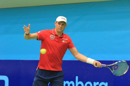 Doubles tennis great Bob Bryan returns to court in Washington