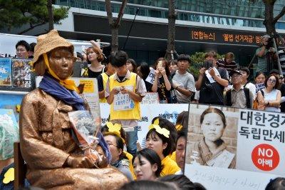 South Korea politicians call for probe into comfort women activist
