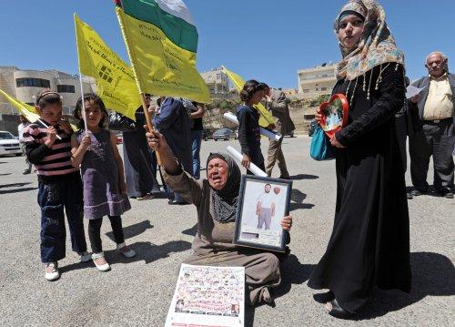 1,200 join Palestinian hunger strike