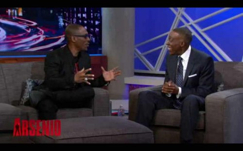 Eddie Murphy, Arsenio Hall reminisce about 'Coming to America'