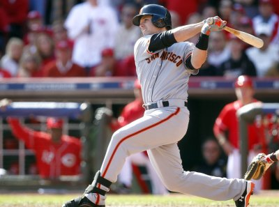 MLB: San Francisco 6, Cincinnati 4