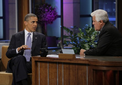 Jay Leno ends 22-year run as 'Tonight Show' host