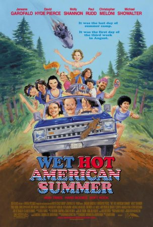 Netflix may produce a 'Wet Hot American Summer' TV series