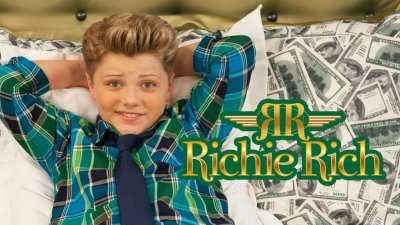 'Richie Rich' re-imagined and ready to stream on Netflix