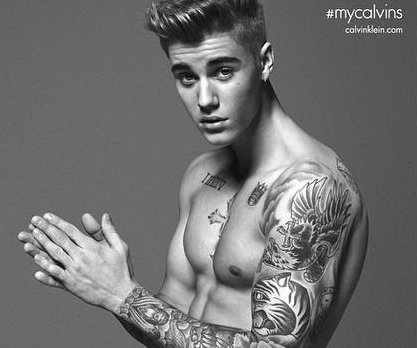 Justin Bieber gets apology from website slamming his Calvin Klein ads