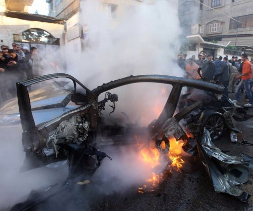 Islamic State implicated in car bombings against militant factions in Gaza