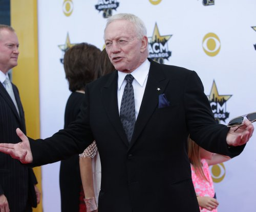 Dallas Cowboys owner Jerry Jones blames himself; Greg Hardy misses team meetings