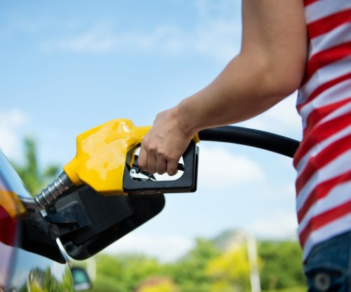 Gas prices flirting with historic low