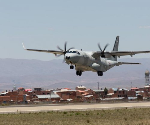 Airbus DS demos C297W transport in Bolivia