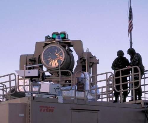 RADA contracted for high energy laser radars