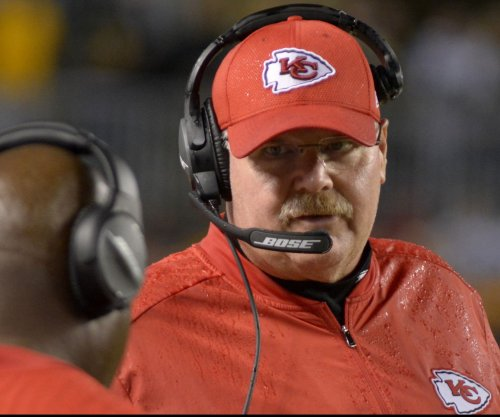 Kansas City Chiefs want to extend Andy Reid's contract