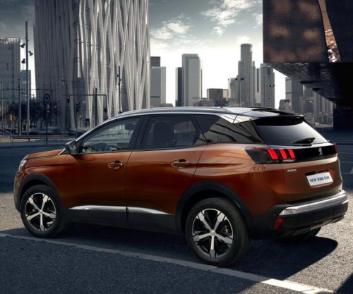 Peugeot 3008 SUV named European Car of Year