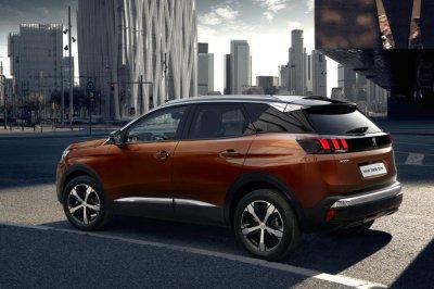 Peugeot 3008 SUV named European Car of Year