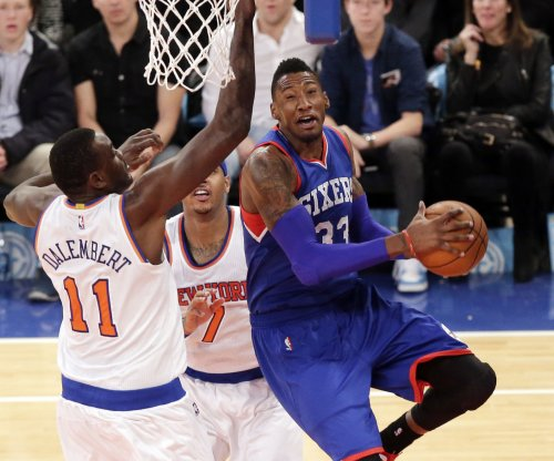 Philadelphia 76ers shut down Jahlil Okafor, Robert Covington for rest of 2017 NBA season