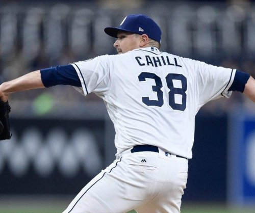 San Diego Padres end losing streak with victory over Texas Rangers